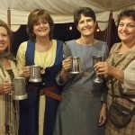 After Eight at Great Western War, an SCA Event